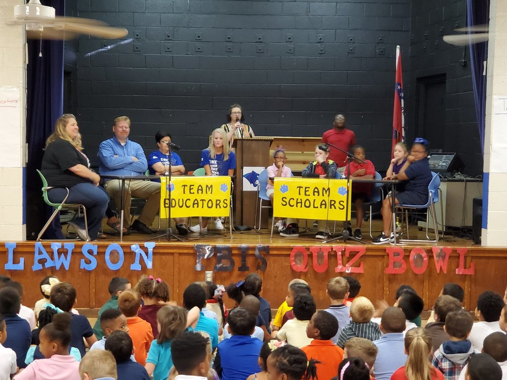 Lawson PBIS Quiz Bowl