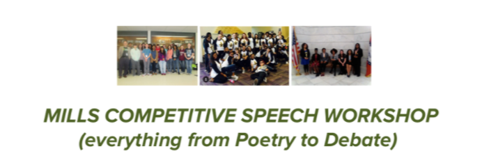 Competitive Speech Workshop