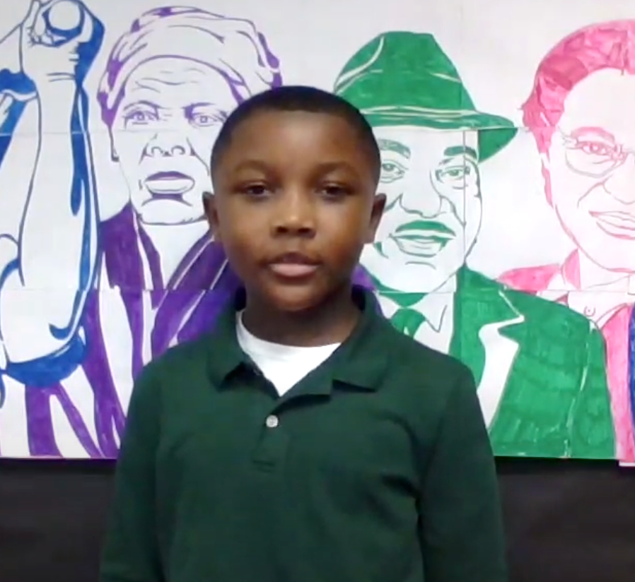 Students Perform Virtual Black History Month Programs