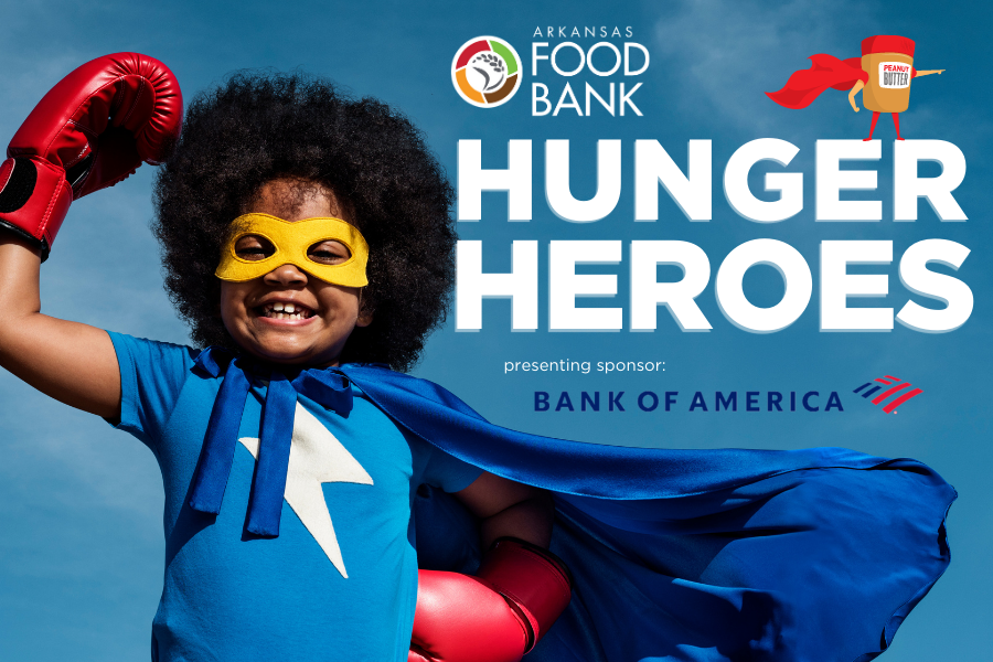 Arkansas Foodbank Looking for Hunger Heroes