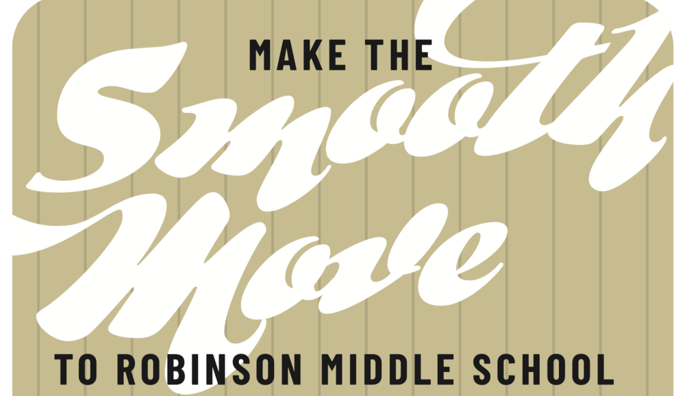 Robinson Middle Open House