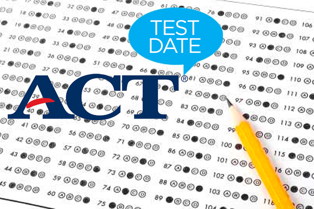 Junior ACT Testing February 24th