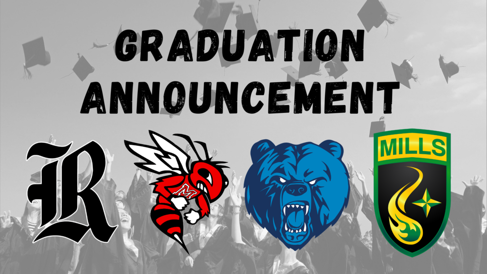UPDATED Graduation Announcement for the Class of 2020