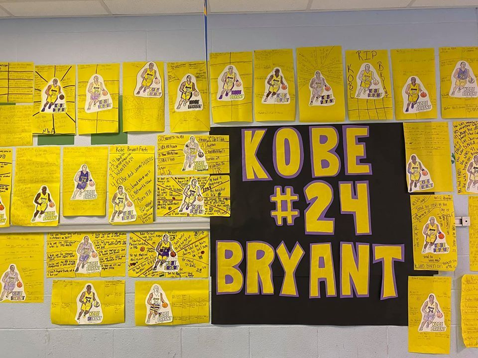 Crystal Hill Students Reflect on Kobe Bryant's Death