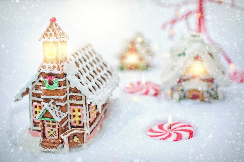 Annual Gingerbread Extravaganza Winners Announced