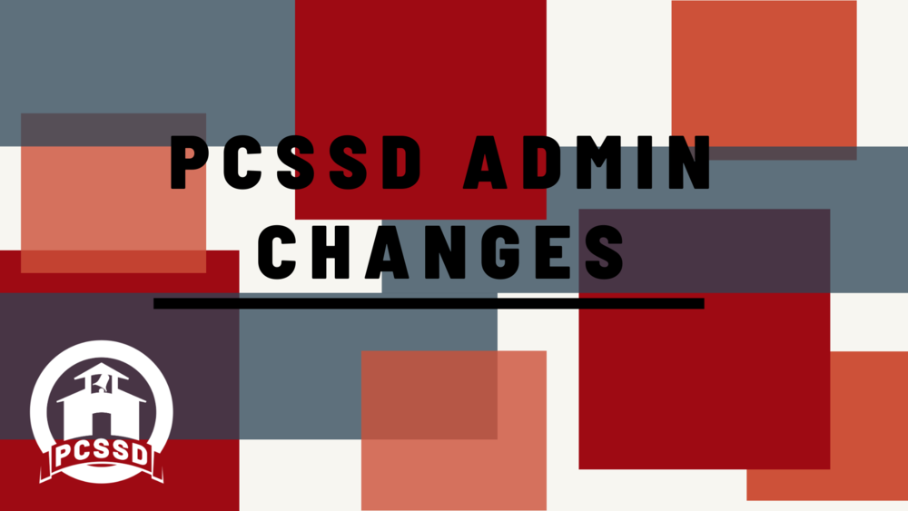 PCSSD Announces Leadership Changes at Some Schools