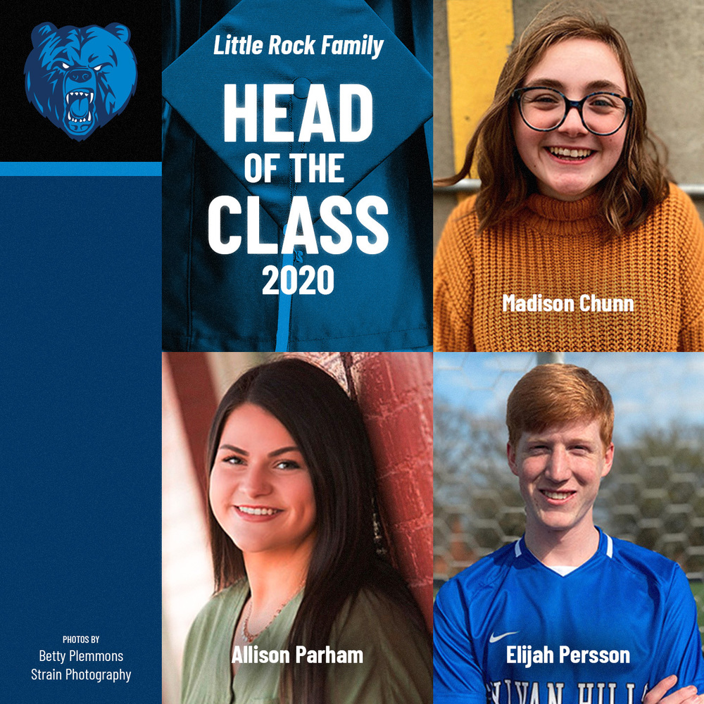 Sylvan Hills Students Honored as Head of the Class