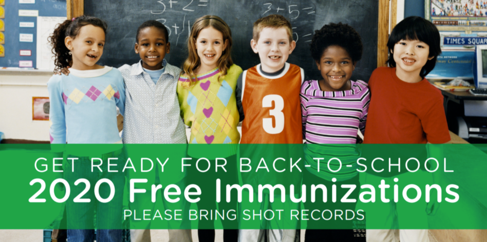 Baptist Health Offers Immunization Clinics