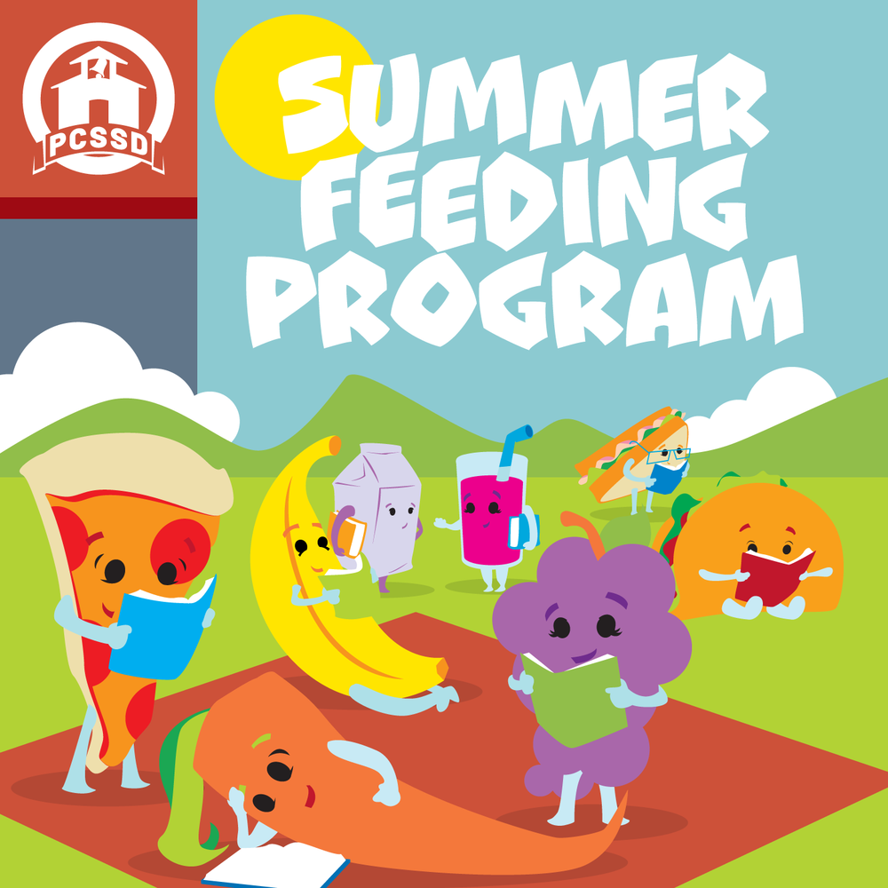 PCSSD Summer Meal Program