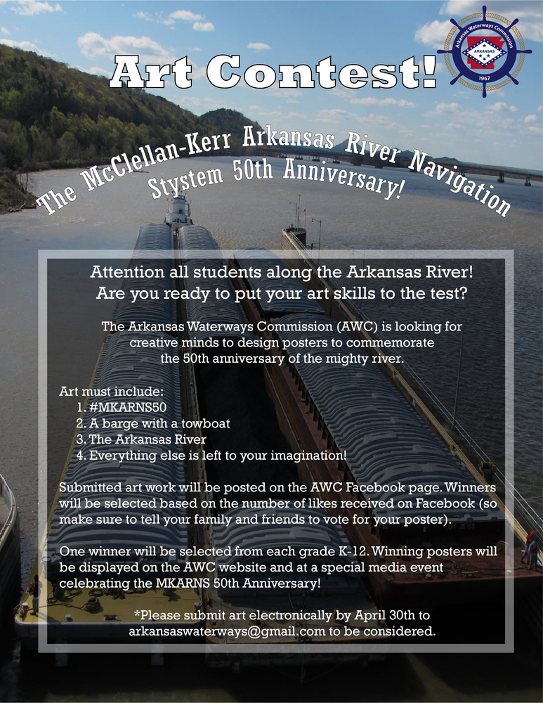 Art Contest to Honor the Arkansas River