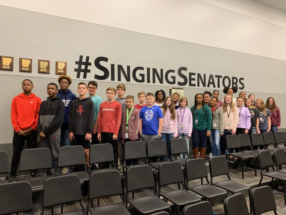 RMS Students Selected for 2019 All Region Choir