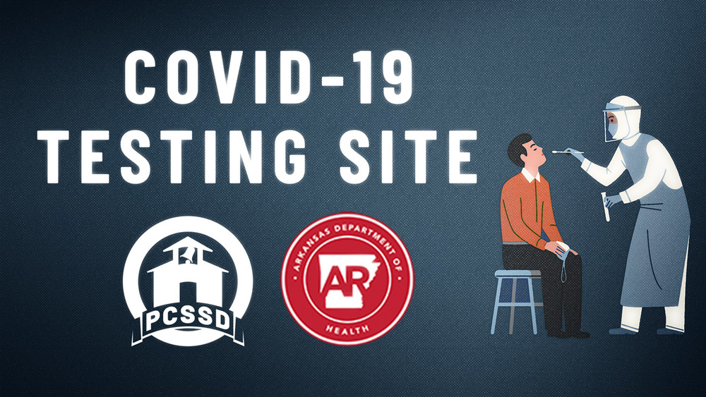 COVID-19 Testing Site for Pulaski County Residents