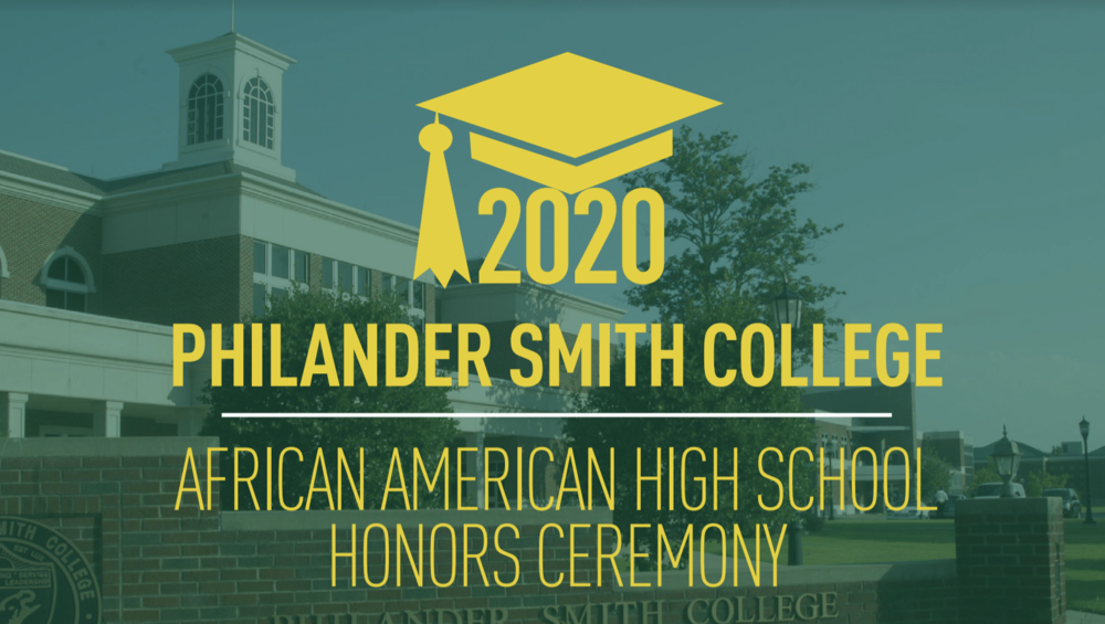 African American High School Honors Ceremony