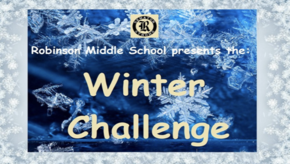 Robinson Middle Winter Challenge