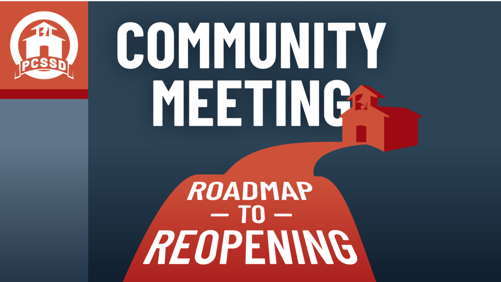 Roadmap to Reopening: Community Meeting