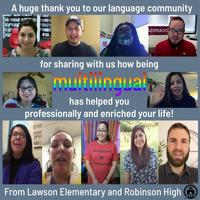 Lawson and Robinson High Celebrate Hispanic Heritage Month