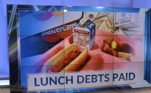 Parent Pays Off School Lunch Debt