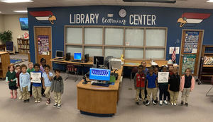 Library Learning Centers