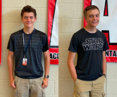 Two Maumelle High School Students Semifinalists for National Merit Scholarship