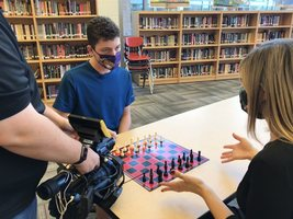 New Netflix show leading Maumelle students to check out chess