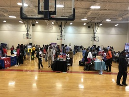 College and Career Fair at Maumelle High
