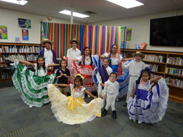 Fall Fiesta at Lawson Elementary