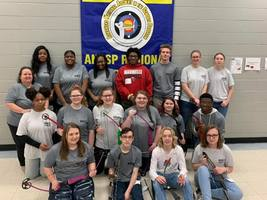 PCSSD Schools Advance in Archery Tournament