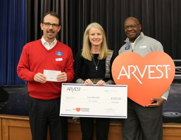 Chenal Teacher Chosen for 'We Heart Teachers' Award