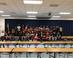 Maumelle Recognizes Red Ribbon Week