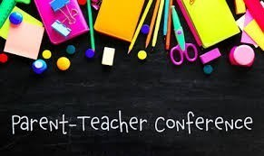 It's Parent-Conference Time!