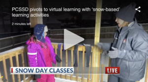 PCSSD pivots to virtual learning with 'winter-based' learning