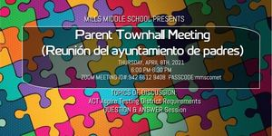 MMS TOWNHALL MEETING-04/08/2021