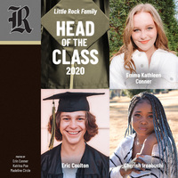 Robinson High Students Honored as Head of the Class