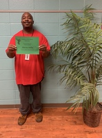 Mr. Marcus Kelley - Lead Custodian