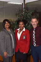 Robinson HS Student Involved in SkillsUSA