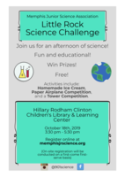 LITTLE ROCK SCIENCE CHALLENGE