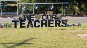 Sylvan Hills Elementary Teacher Appreciation Week