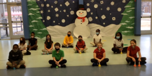 Pine Forest Music Students Give Holiday Performance