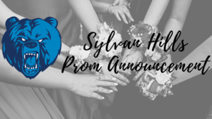 Sylvan Hills High School Prom Announcement