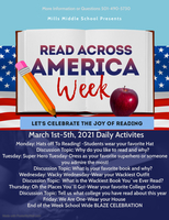 National Read Across America Week