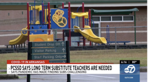 Pulaski County schools looking to hire more long-term substitute teachers amid pandemic
