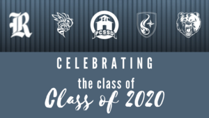 Celebrating the Class of 2020 in PCSSD