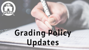 PCSSD Grading Policy Change