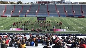 Maumelle High Marching Band Receive Top Recognition