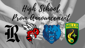 High School Prom 2020 Announcement