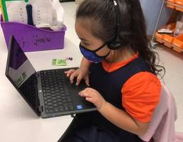 Daisy Bates Students Participate in Worldwide Hour of Code