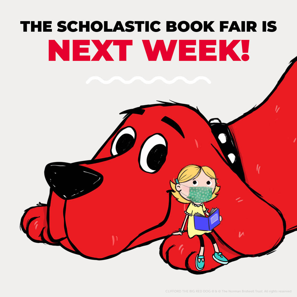 Book Fair Next Week