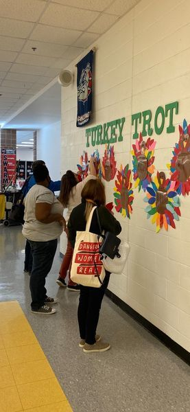 maumelle middle turkey trot