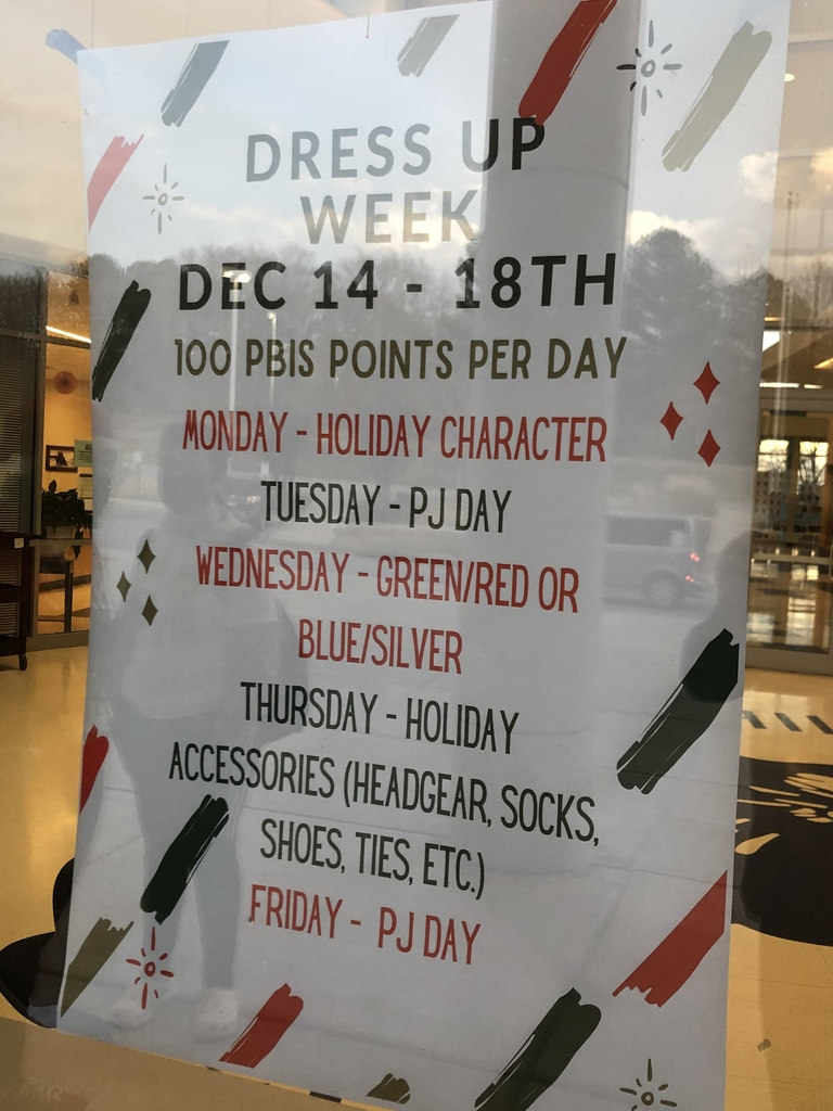 Dress up week