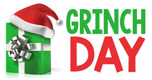 Wear Green for Grinch Day